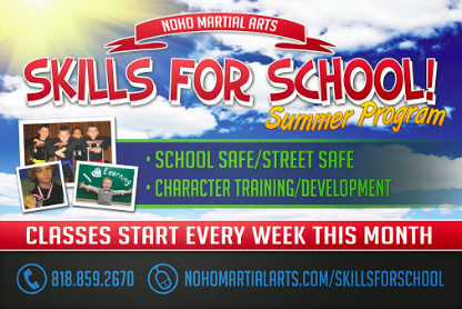 Kids Martial Arts - Summer Program